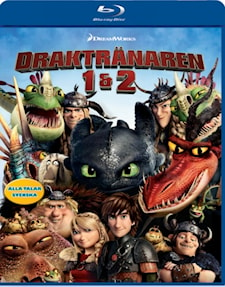 Draktränaren 1 & 2 (Blu-ray) (2-disc)