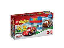 Disney Bilar - Klassisk racertävling, Lego Duplo Cars