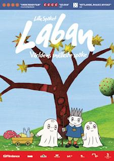 Lilla spöket Laban - Världens snällaste spöke