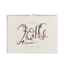 2016 Appointment Calendar