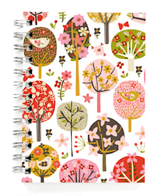 Treefarm white, Journal