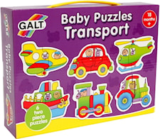 Babypussel, Transport, Galt