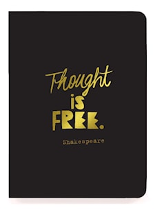 ´Thought is Free´ - 6x8´ Perfect Bound