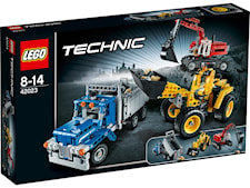 Byggfordon, Lego Technic