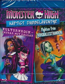 Monster High - Fright on! / Escape from Skull Shores (Blu-ray)