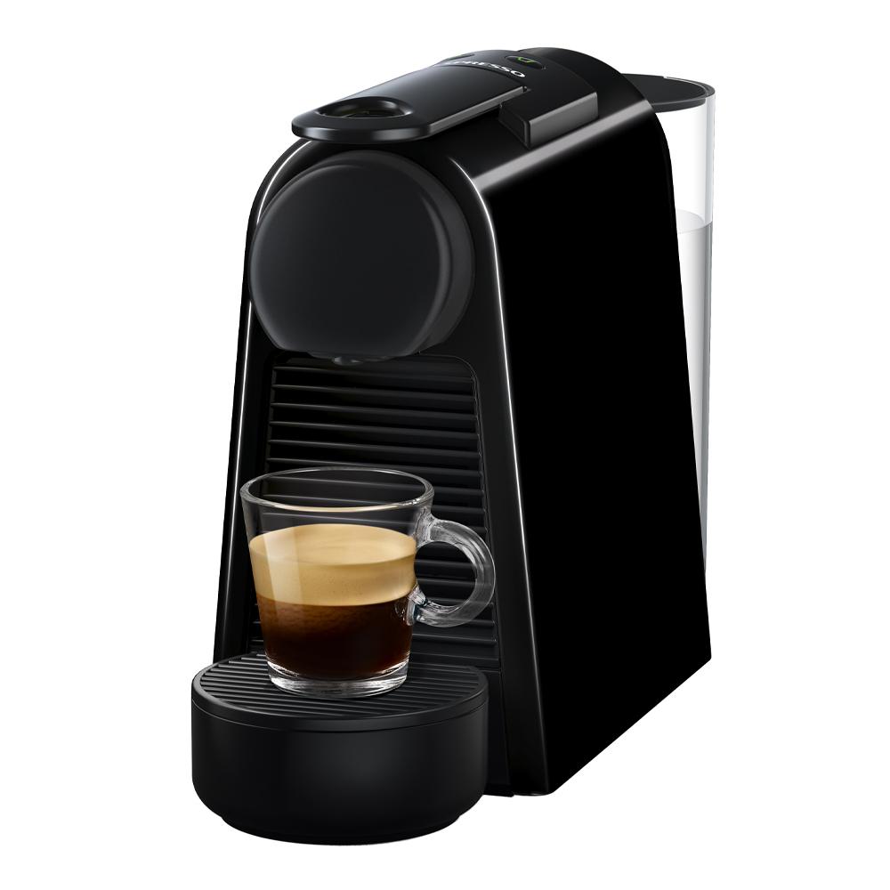 Essenza Mini D30 Kaffemaskin Svart