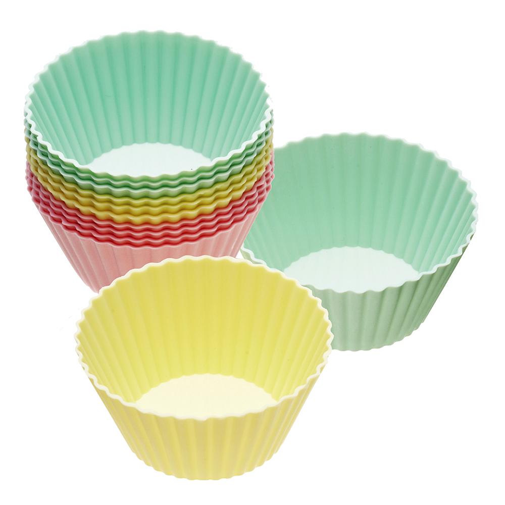 Cupcakeform 7 cm 12-pack