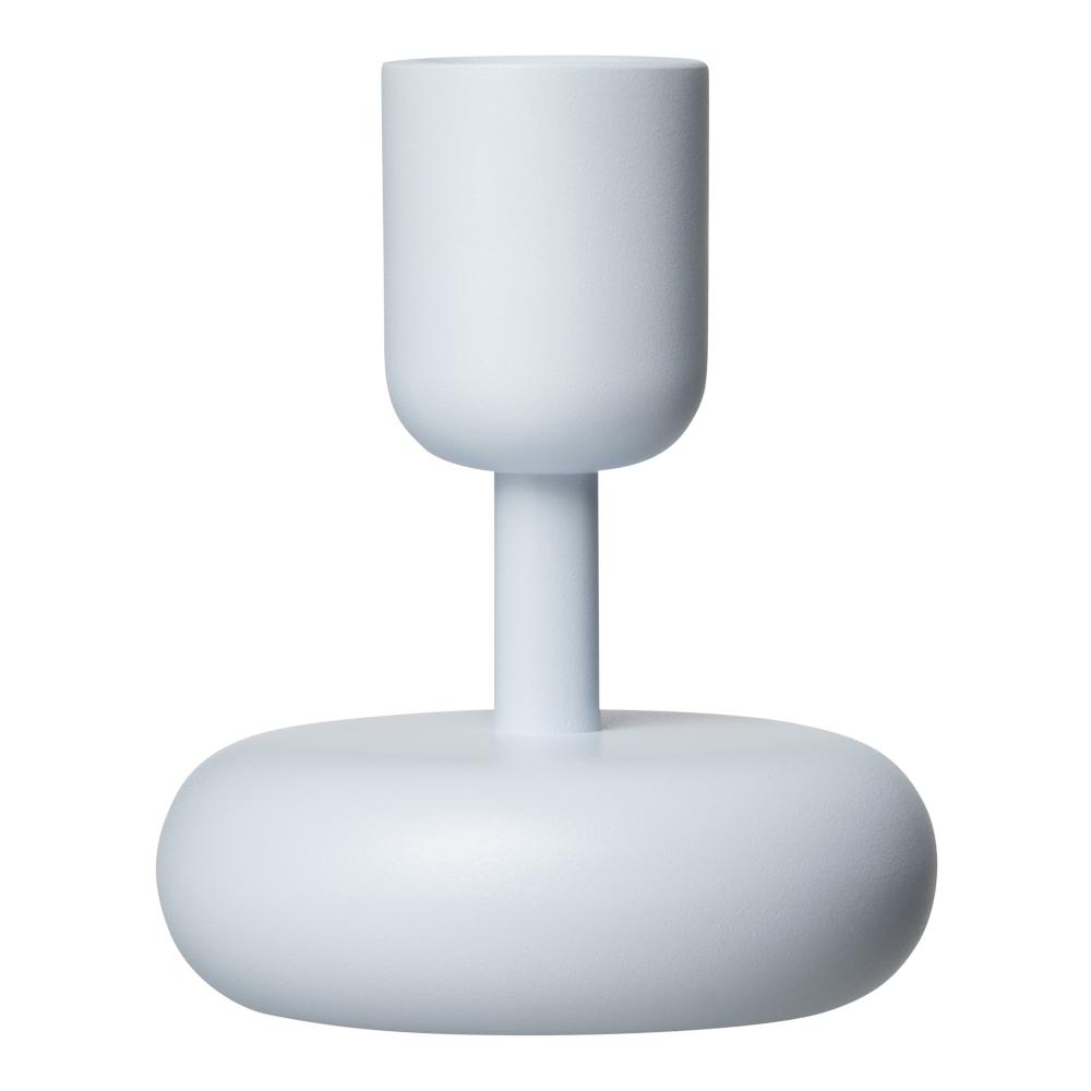 Nappula Ljusstake 10,7 cm Aqua