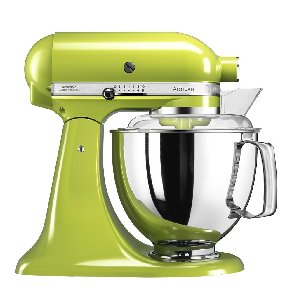 Artisan Köksmaskin 48 L + tillbehör Äppelgrön
