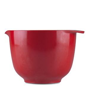 Margrethe Skål 1,5 L Röd