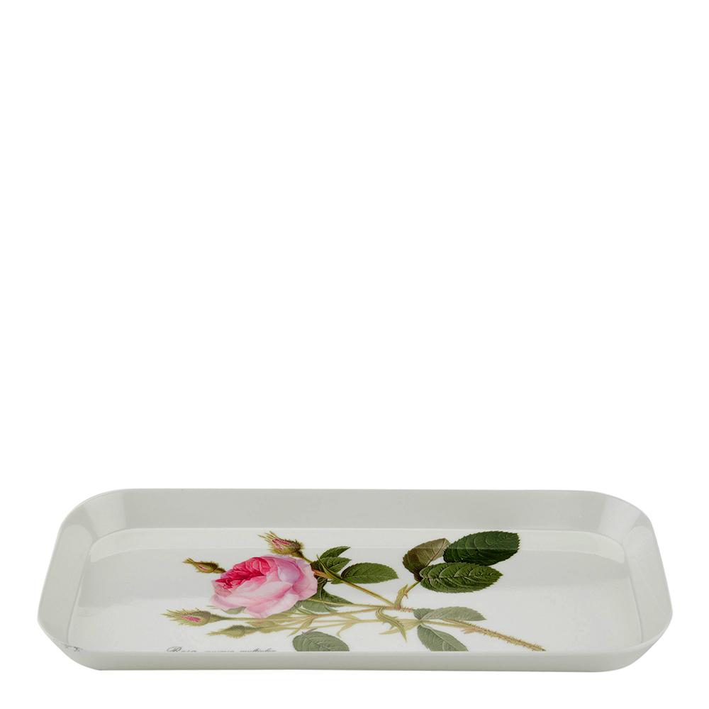 Redoute Roses Bricka 31x15 cm
