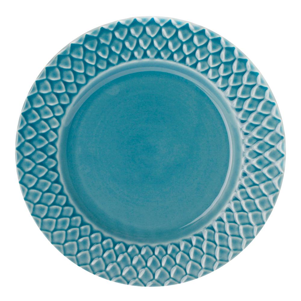 Harmony Tallrik flat 22 cm Blå