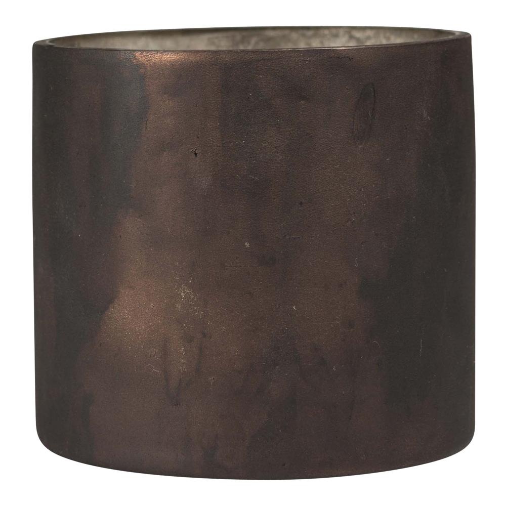 Lou Ljushållare 10x12 cm Askgrå