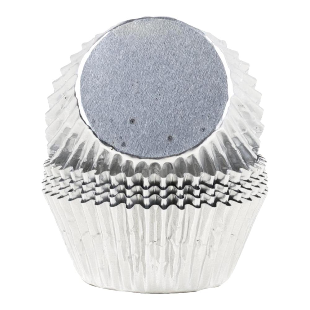 Konfektform silver 48-pack
