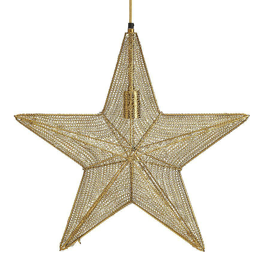 Orion Stjärna 44 cm Guld