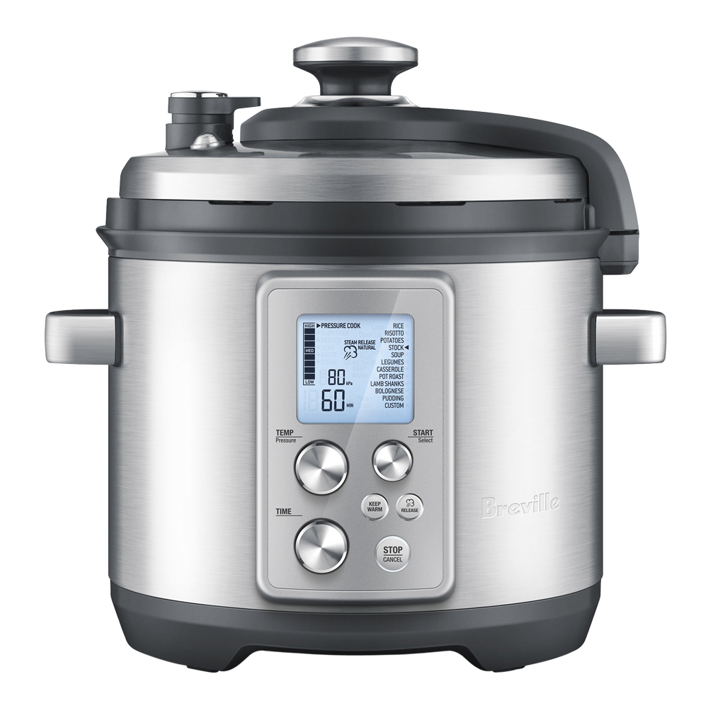 The Fast Slow Pro Slowcooker