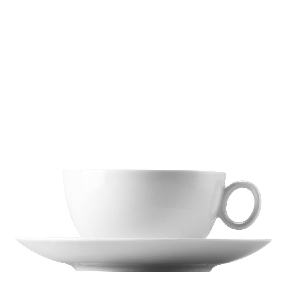 Kaffe/tegods 34 cl Vit