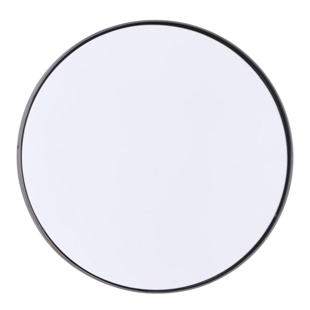 Reflektion Spegel 40 cm Svart