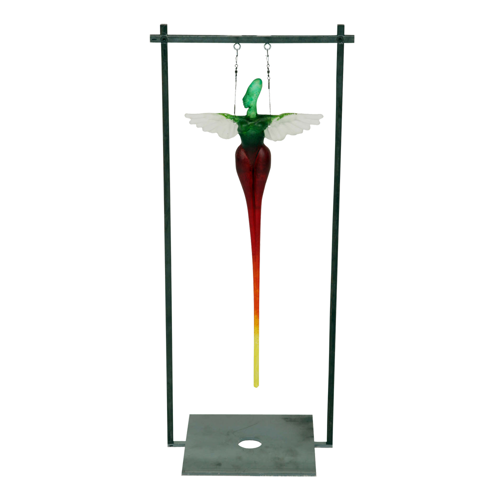 Angel hanging Green Kjell Engman limited edition 100