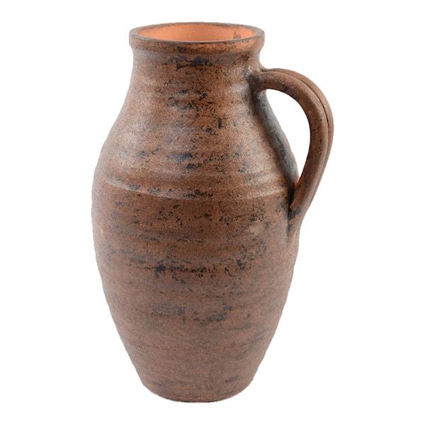 Terracottakrus 37 cm