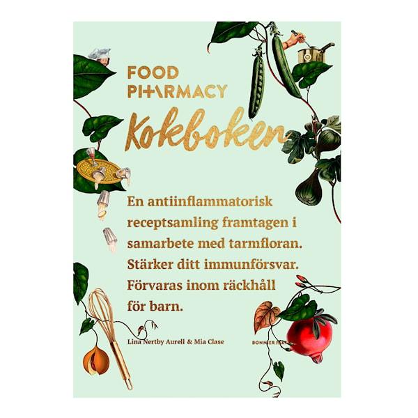 Bok Lina Nertby Food Pharmacy Kokboken