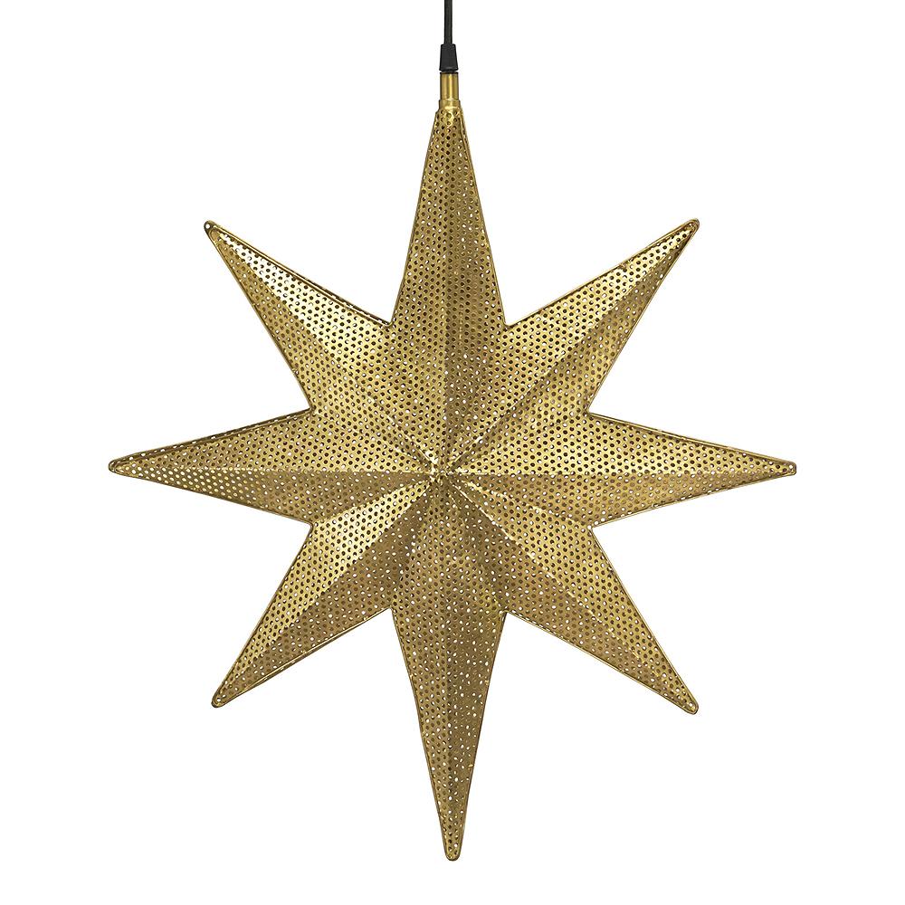 PR Home Capella Stjerne 40cm Gull