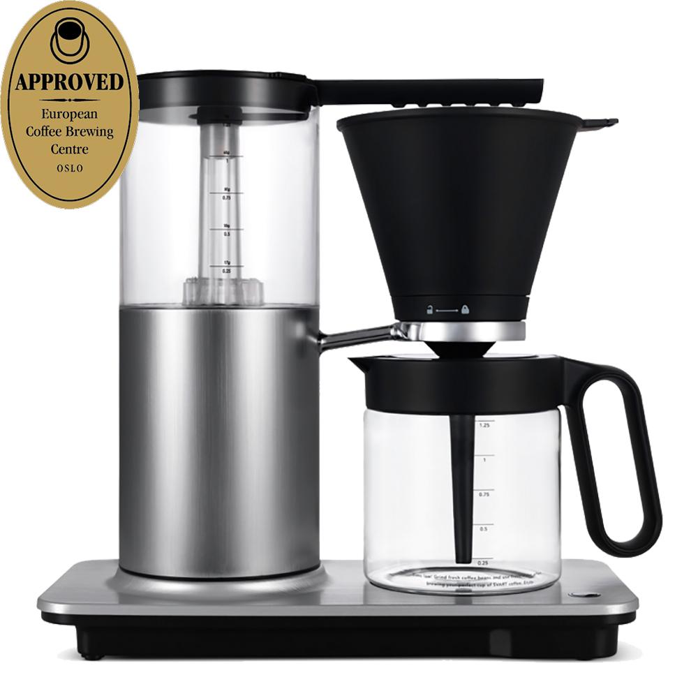 Svart Optimal Kaffebryggare WSO1A