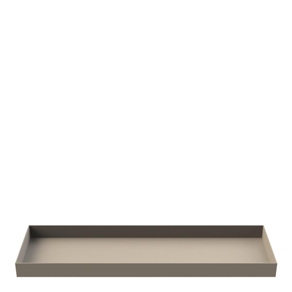 Tray 32x10 cm Sand
