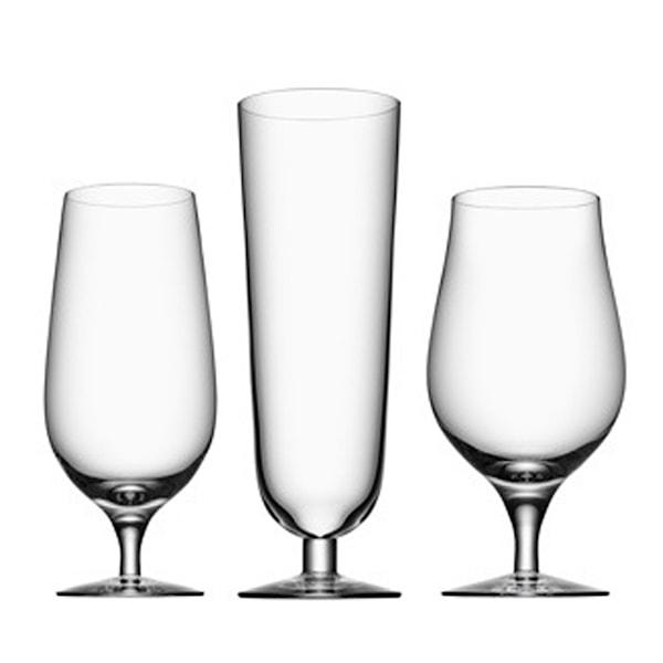 Beer Ölglasset 3 delar