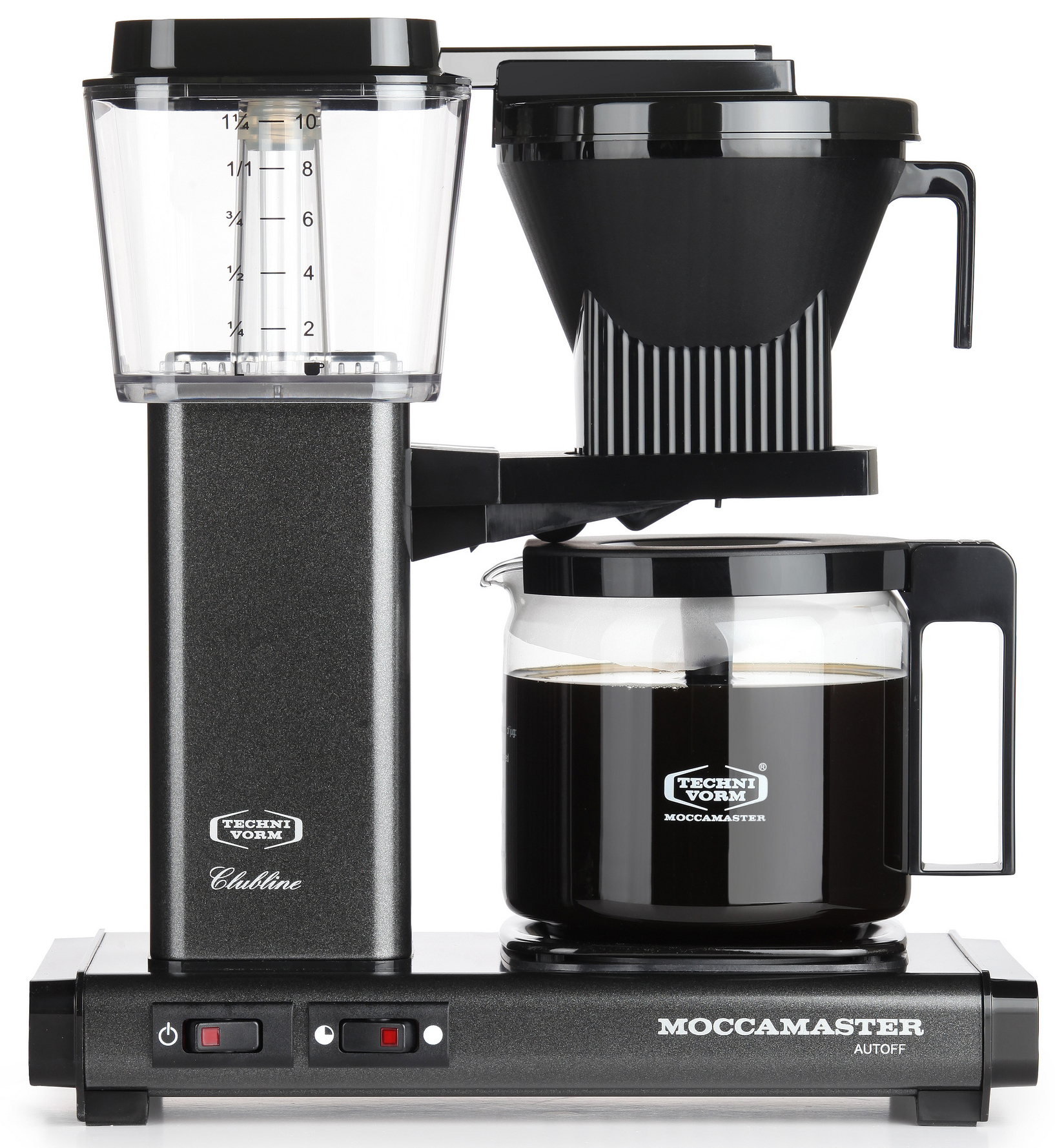 Kaffebryggare Antracit KBG962AO