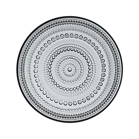 Kastehelmi Tallrik 31,5 cm Grå