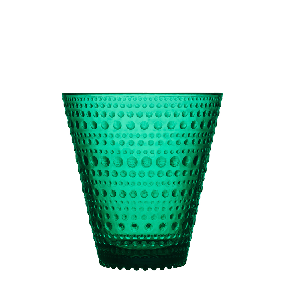 Kastehelmi Tumbler 30 cl 2-pack Smaragd