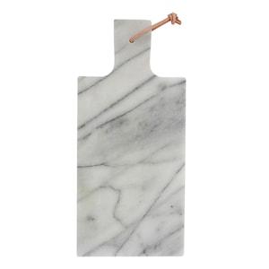 Backaryd Marmor med handtag 15x33 cm Vit