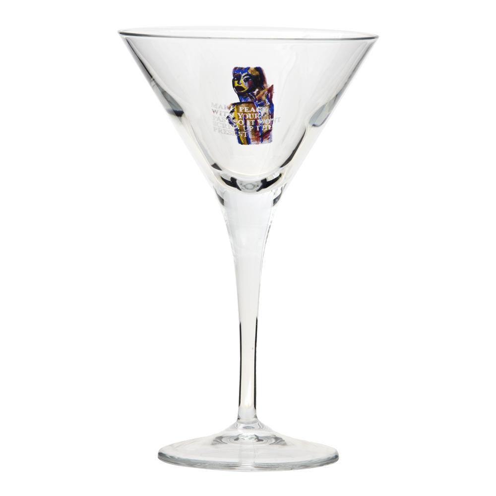 Cocktailglas 25 cl Make Peace