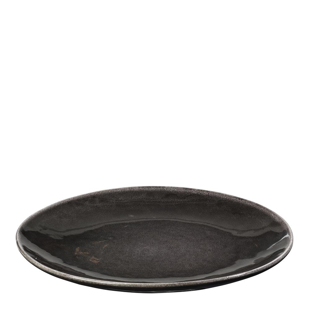 Nordic Coal Tallrik flat 31 cm