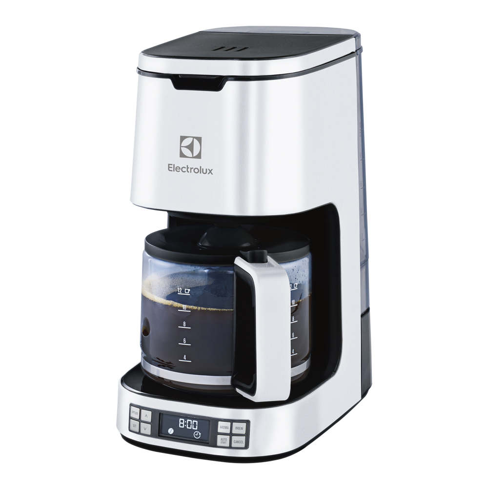 Expressionist Kaffebryggare Vit EKF7830