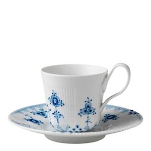 Blue Elements Kaffegods 25 cl hög hänkel