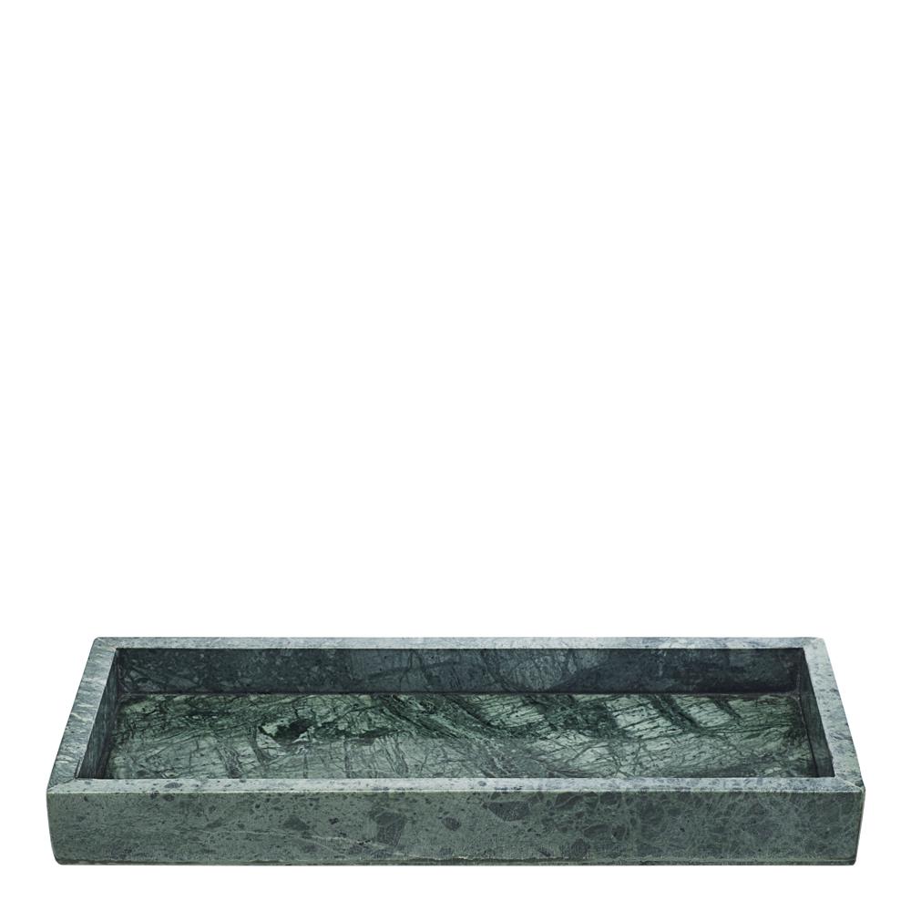 Rumours Marmorfat 30×12 cm Grön