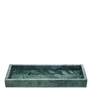 Rumours Marmorfat 30x12 cm Grön