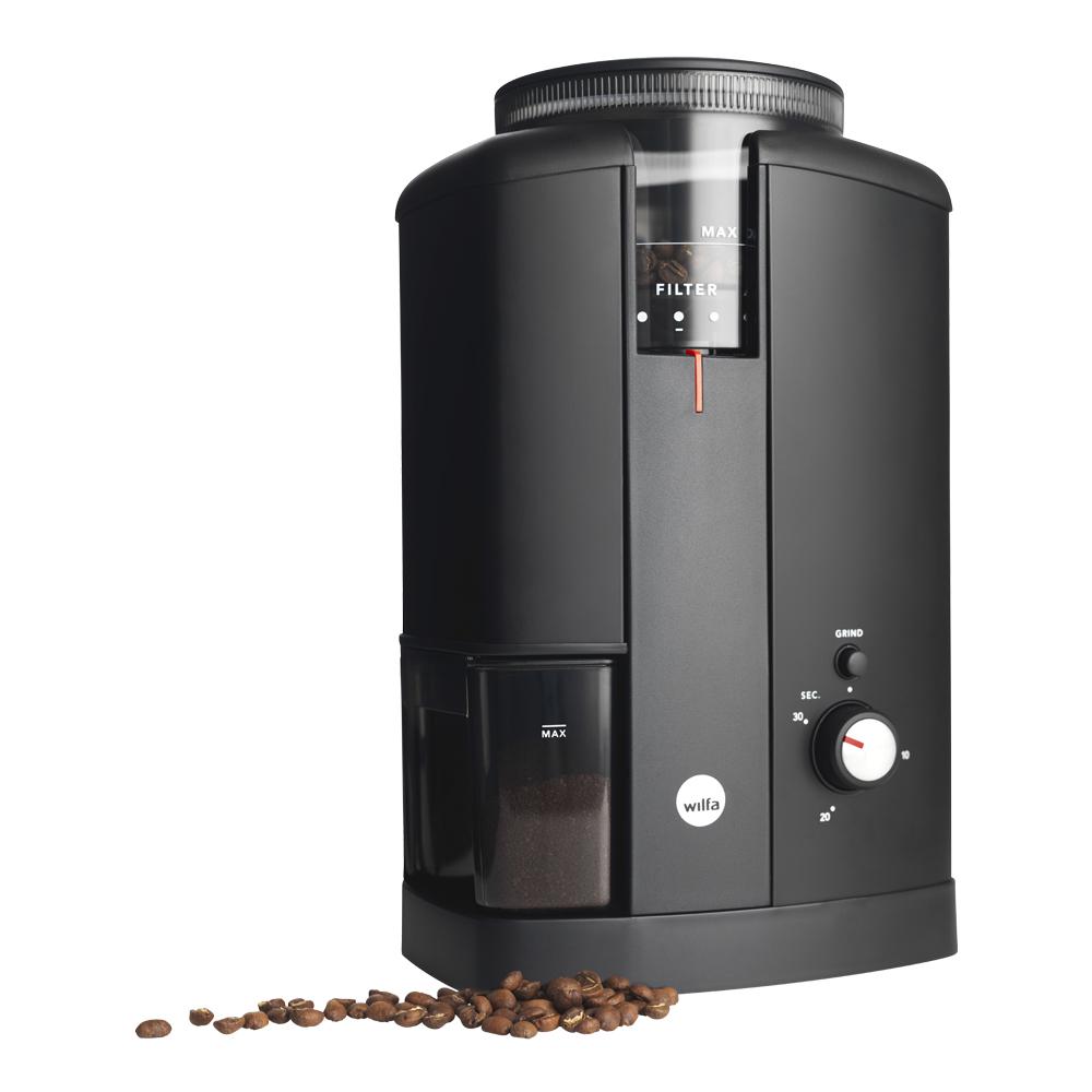 Svart Aroma Kaffekvarn CGWS130B Svart