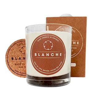 Blanche Doftljus Cotton Vanilla Large