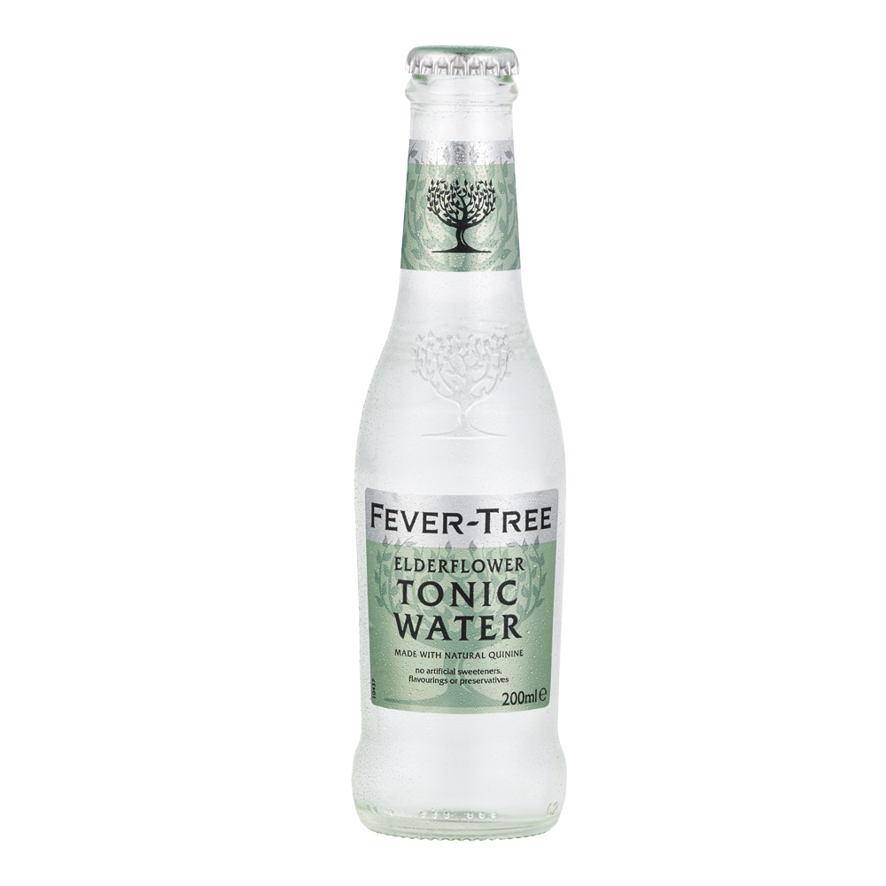 Elderflower tonic 20 cl