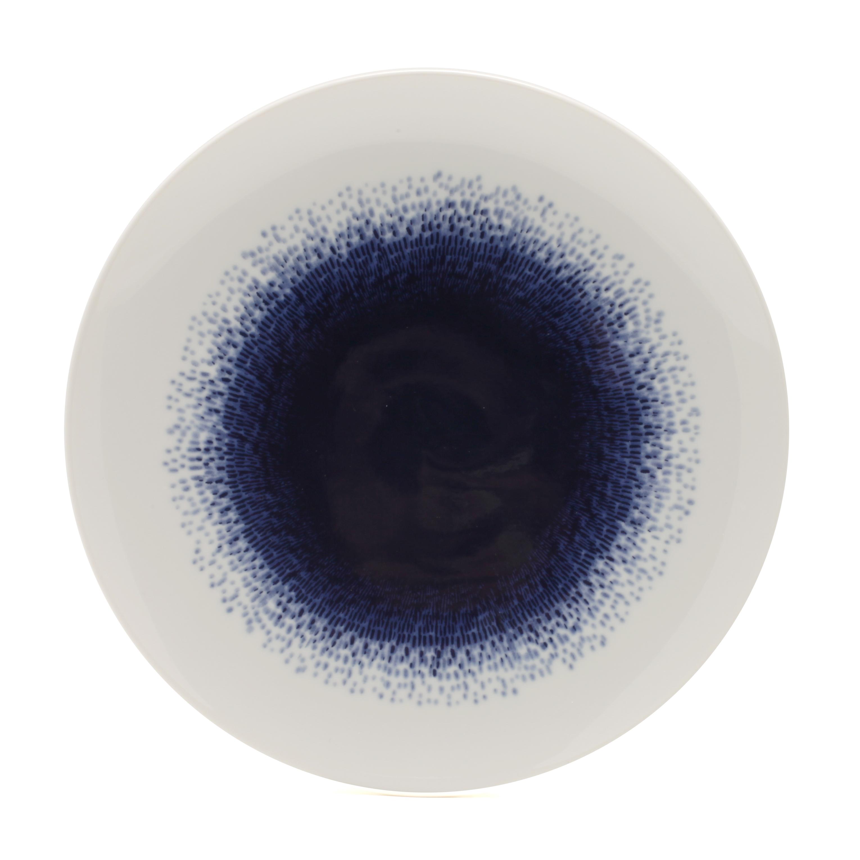 Blue Rain Tallrik 20 cm