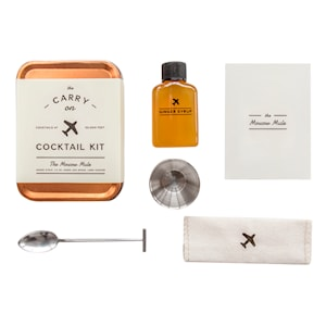 Carry on Cocktail Cocktailset The Moscow Mule