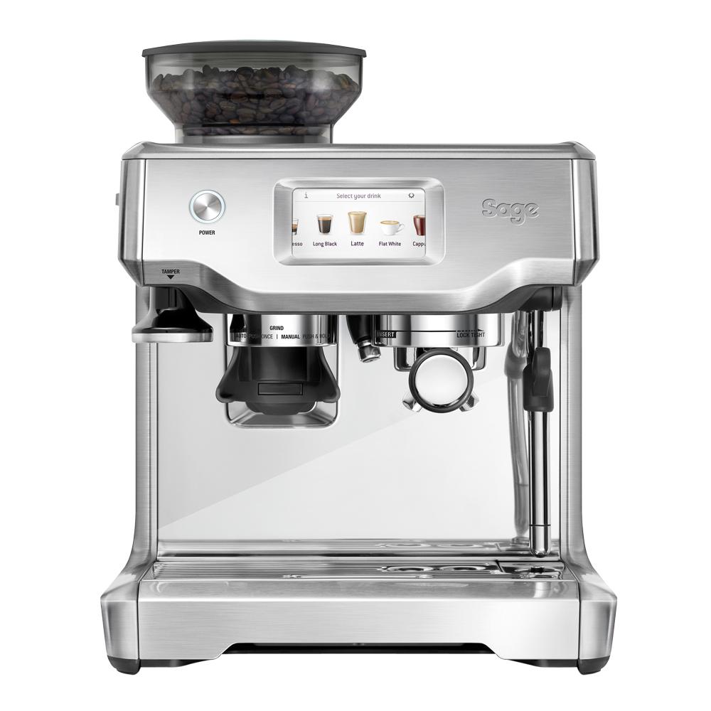 The Barista Touch Espressomaskin Rostfri
