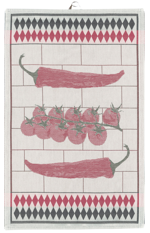 Handduk Chili 48×70 cm