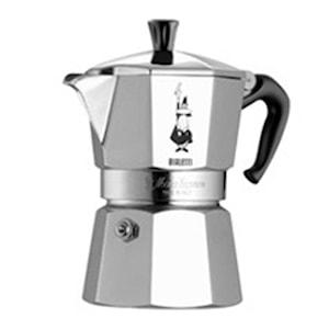 Moka Kaffekokare 3 koppar