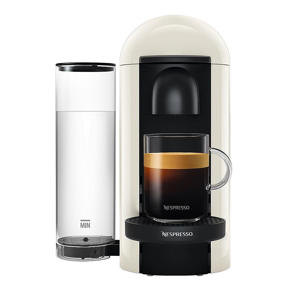 VertuoPlus Round Top Kaffemaskin Vit