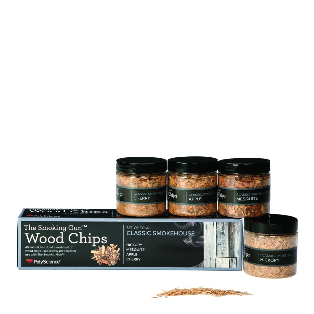 Woodkit Rökspån