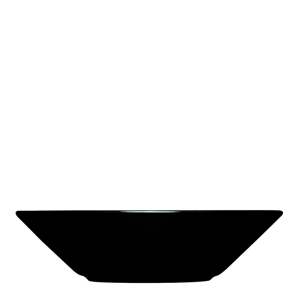 Teema Tallrik djup/skål 21 cm Svart